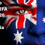 UEFA Euro 2020 from Australia