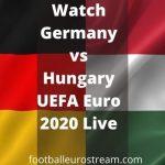 Watch Germany vs Hungary Live