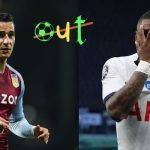 Anwar El Ghazi and Steven Bergwijn out of Euro 2020 squad