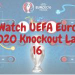UEFA EURO 2020 Last 16