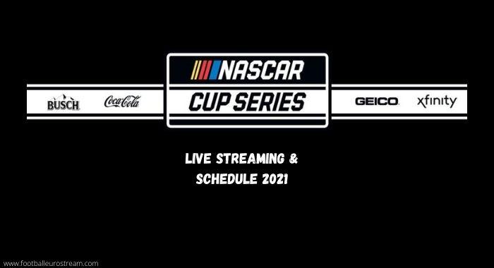 nascar cup series live stream