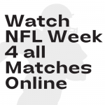 how to watch nfl week 5 all matches online